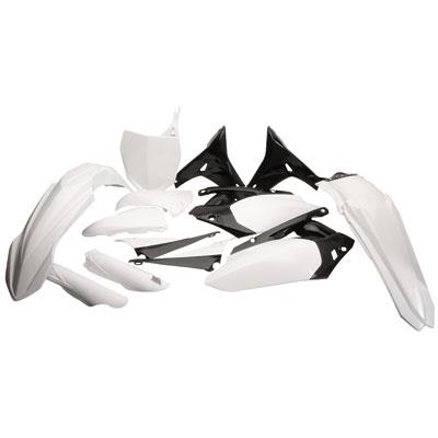 Acerbis Full Plastic Kit  Original White 13