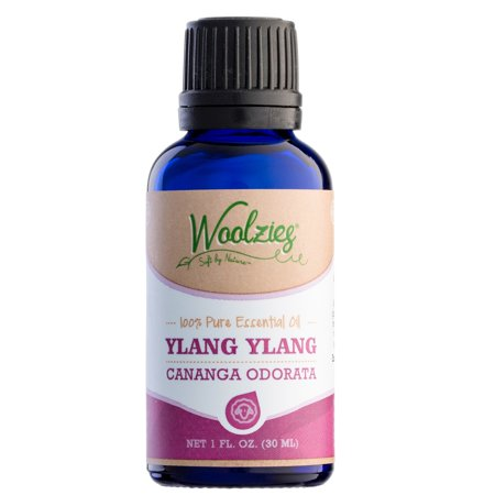 Woolzies 100% Pure Essential Oil, Ylang Ylang, 1 Oz