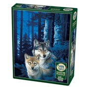 Wolf Canyon - 1000 Piece Jigsaw Puzzle - Cobble Hill