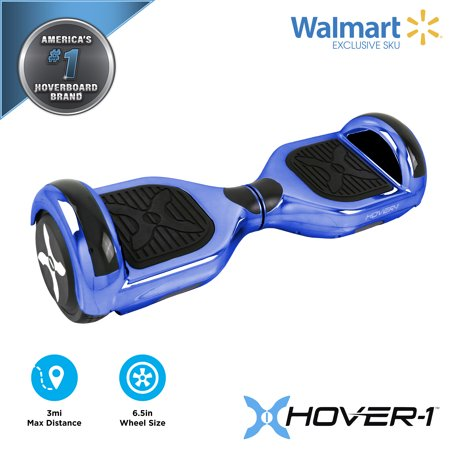 2e1dc3df0 Hover-1 Blue Matrix UL Certified Electric Hoverboard w  6.5in Wheels ...