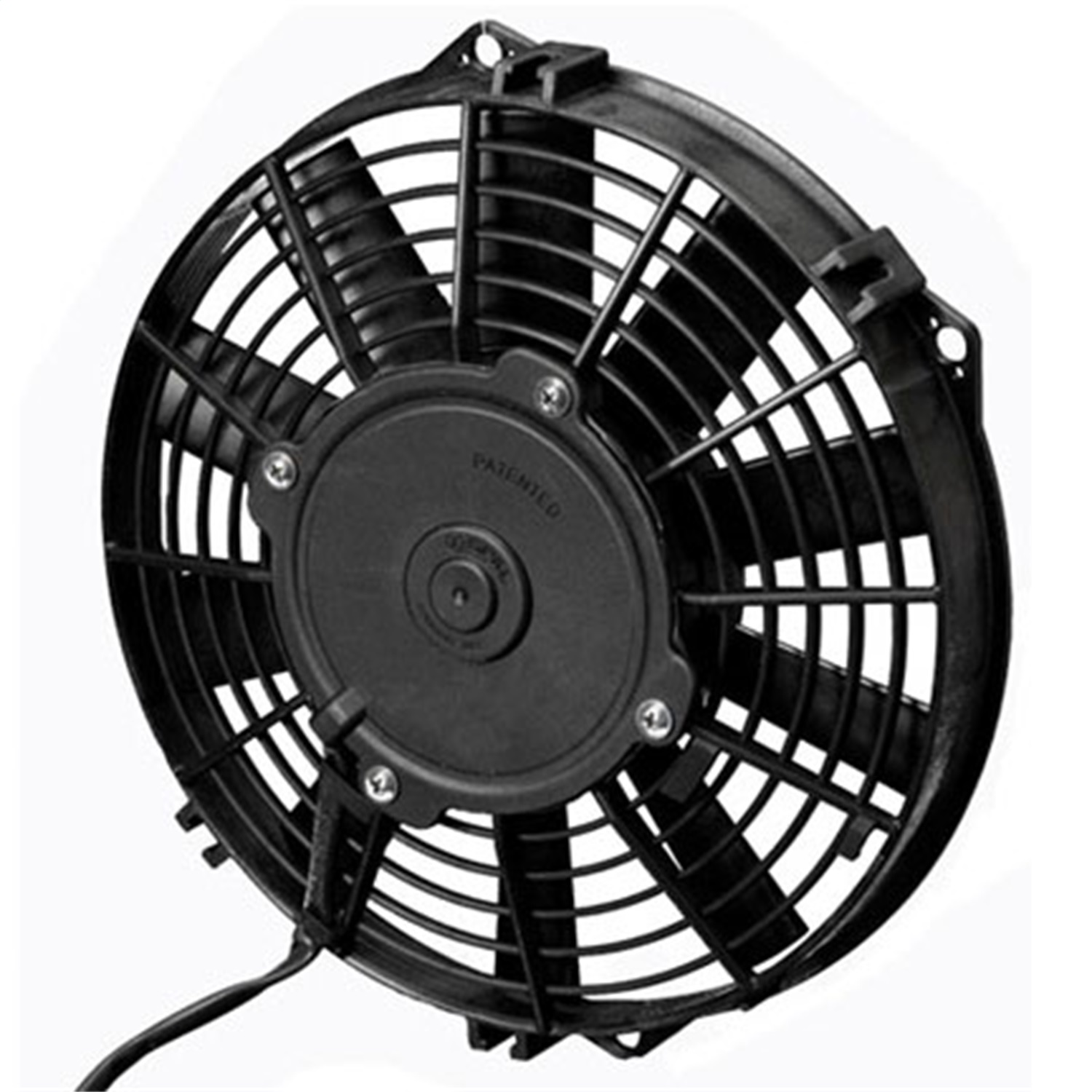 SPAL 9 in 590 CFM Low Profile Electric Cooling Fan P/N 33600