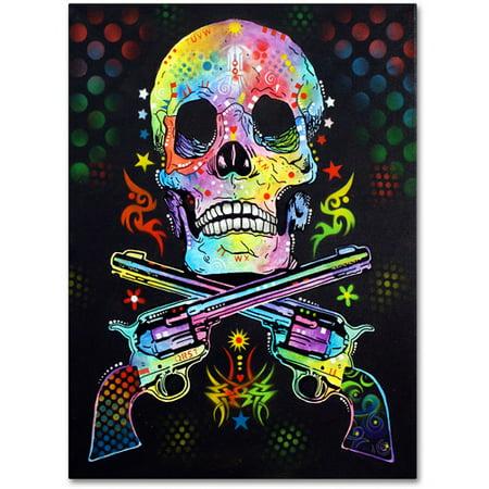 Top Gun Canvas (Trademark Fine Art