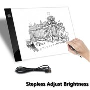 A4 LED Light Box Ultra-Thin Dimmable Tracing Copy Pad for Drawing Sketching Gift