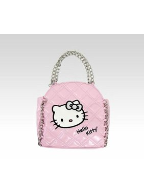 4c25efc33 Product Image Hand Bag - Hello Kitty - Pink Chain-Link