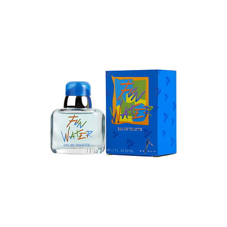 ( PACK 6) FUNWATER EDT 1.7 OZ By De Ruy Perfumes