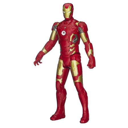 Avengers Age Of Ultron Titan Hero Tech Iron Man 12 Inch Figure  Usa  Brand Marvel