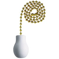 Westinghouse Lighting Decorative Brass Pull Chain