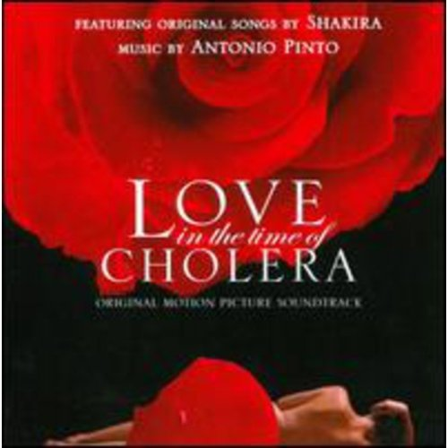 Love In The Time Of Cholera / O.S.T.