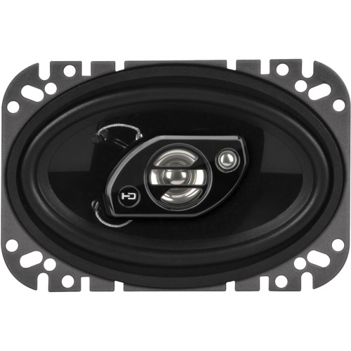 """Scosche HD4603 - 4"""" x 6"""" 3-Way, Car Speakers Car Speakers (Pair of Speakers)"""