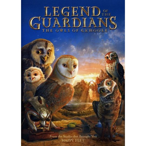 Legend Of The Guardians: The Owls Of Ga'Hoole (Widescreen)
