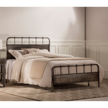 Hillsdale Furniture Grayson Panel Bed Walmart Com