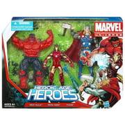 """Marvel Universe Super Hero Team Packs Heroic Age Heroes 3.75"""" Action Figure Set"""
