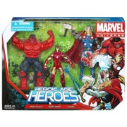 "Marvel Universe Super Hero Team Packs Heroic Age Heroes 3.75"" Action Figure Set"