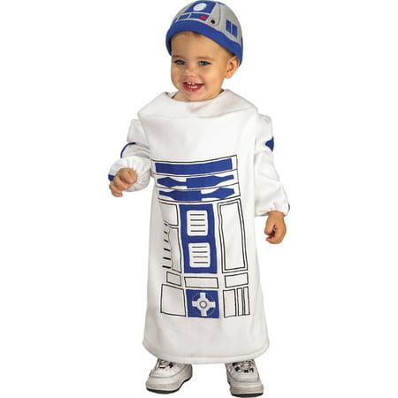 Morris costumes RU885310T R2D2 Toddler 12-24 Months](R2d2 Dress)