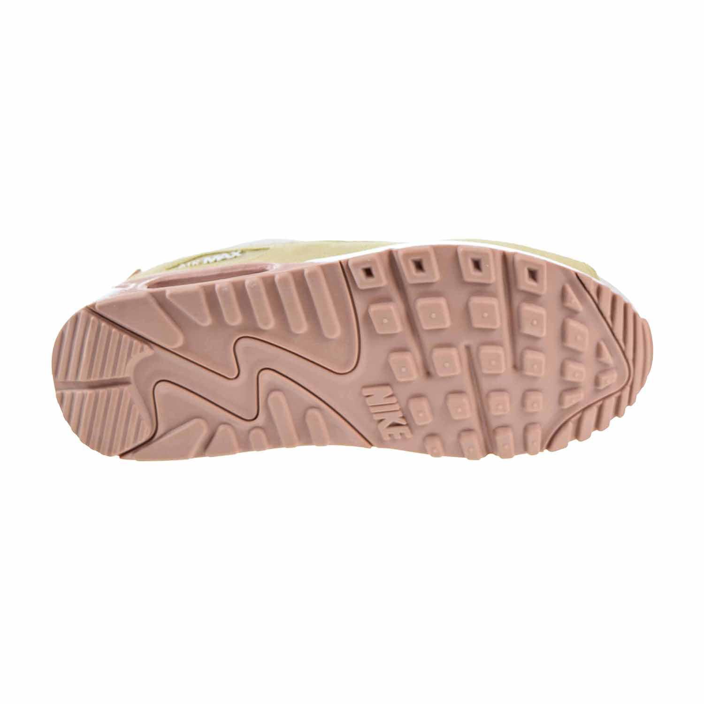 buy popular b6bb9 182af Nike - Nike Air Max 90 Women s Shoes Light Bone Mushroom 325213-046 -  Walmart.com