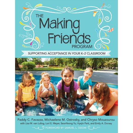 The Making Friends Program   Supporting Acceptance In Your K 2 Classroom