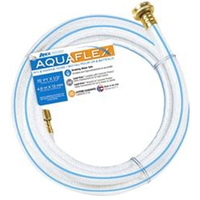 TEKNOR APEX 850325 Fresh Water Hose - 0.625 In. x 25 Ft.