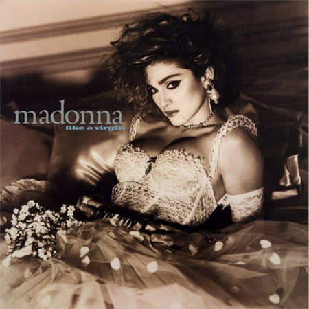 Madonna - Like A Virgin - Vinyl