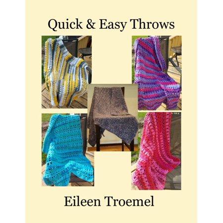 Quick & Easy Throws - eBook