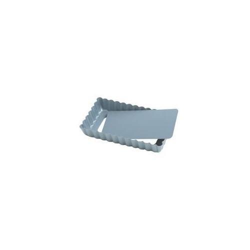 Details about Fox Run Preferred Non-Stick 4-Inch Mini Rectangular Loose Bottom Quiche Pan by Fox Run