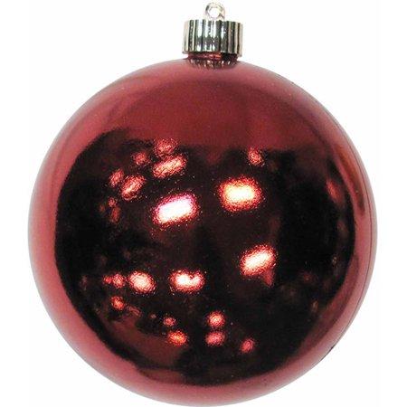 Sonic Red 300mm Shatterproof Christmas Ornament