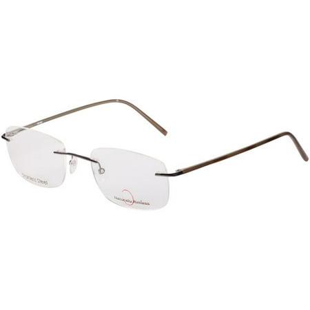 9b58187e184b Unisex Naturally Rimless Stainless Steel Eyeglass Frames