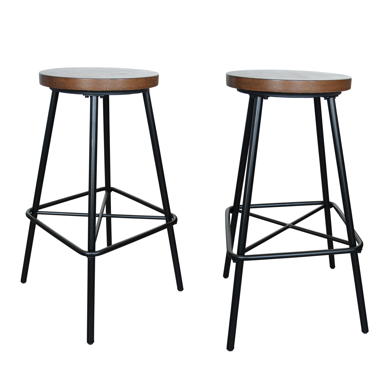 Carolina Chair And Table Zaha Industrial 30 Inch Bar
