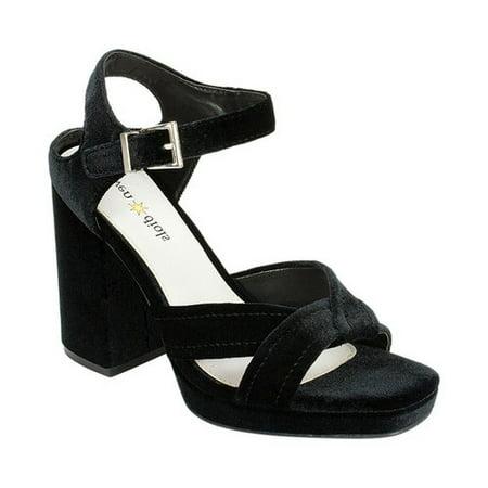 Women's Poliana Heeled Sandal