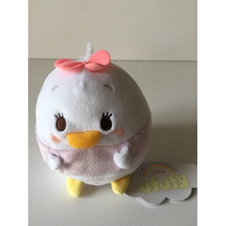 Small Duck (Disney Store Japan Daisy Duck Ufufy Scented Small Plush New with Tags)