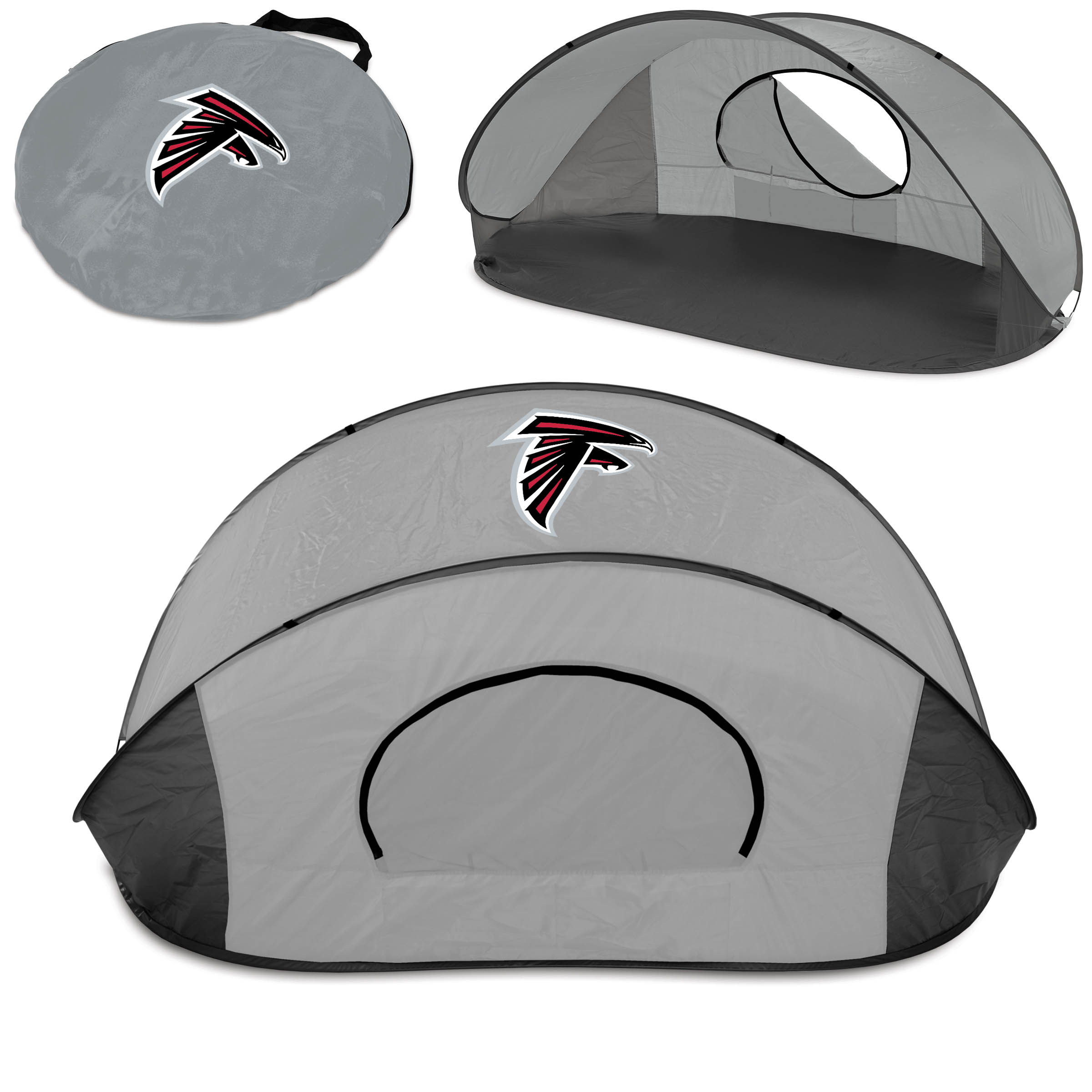 Atlanta Falcons Manta Sun Shelter - Gray - No Size