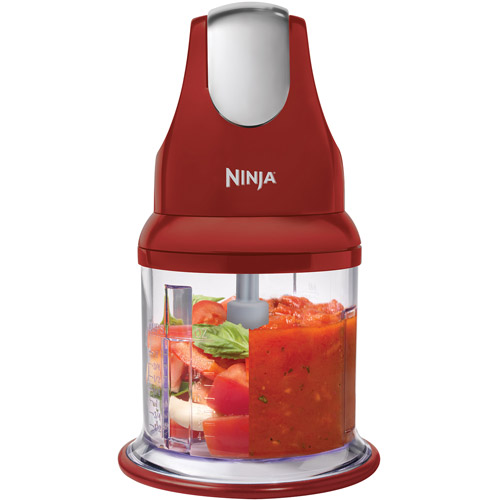 Ninja Express Chopper, Red (NJ100)