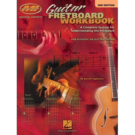 Essentials Series Book (Musicians Institute: Essential Concepts: Guitar Fretboard Workbook: Essential Concepts Series (Paperback) )
