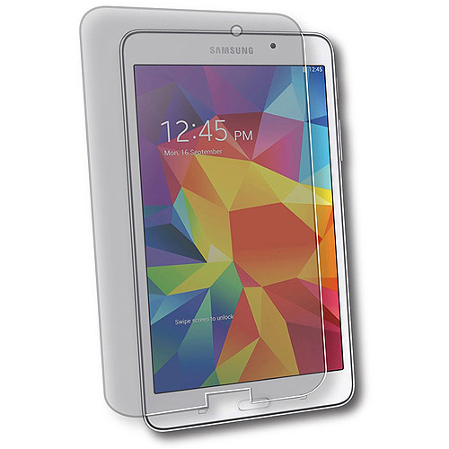"Symtek TekShield Tempered Glass Screen Protector for 7"" Galaxy Tab 4"