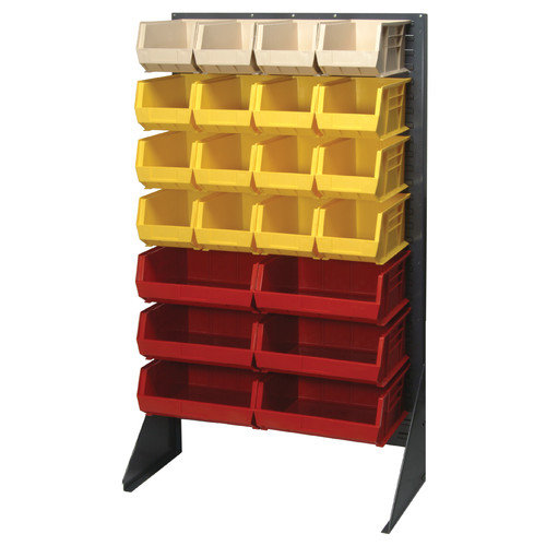 Quantum Storage Single Sided Louvered Rack