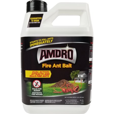 Amdro Ant Block - Amdro Mound Treatment Fire Ant Killer, 1 lbs