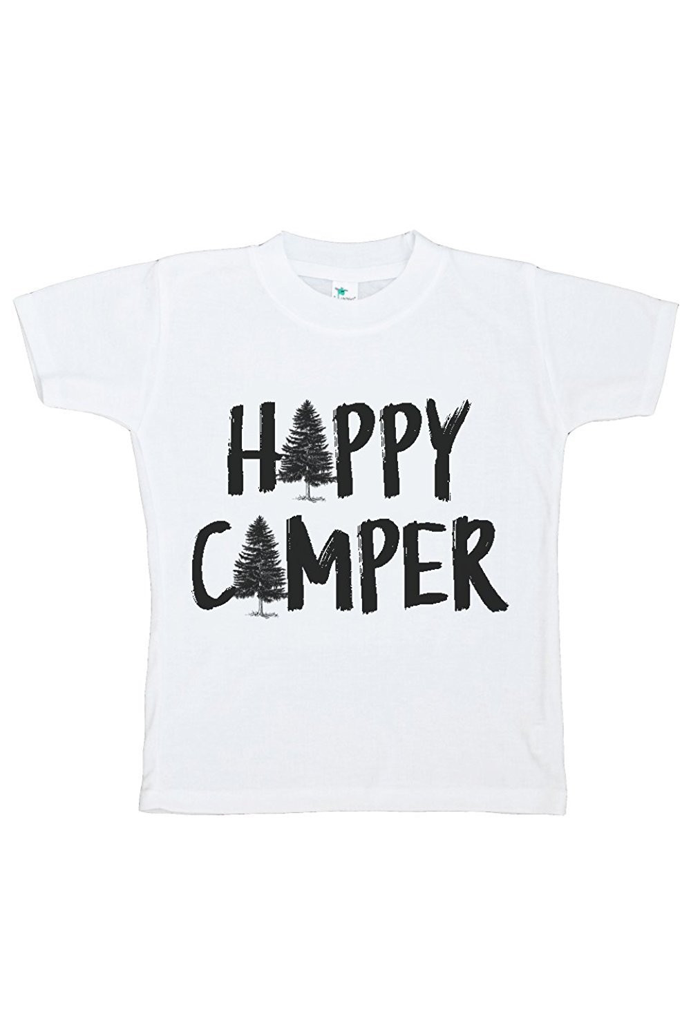 Custom Party Shop Kids Happy Camper Outdoors T-shirt - Large (14-16) T-shirt