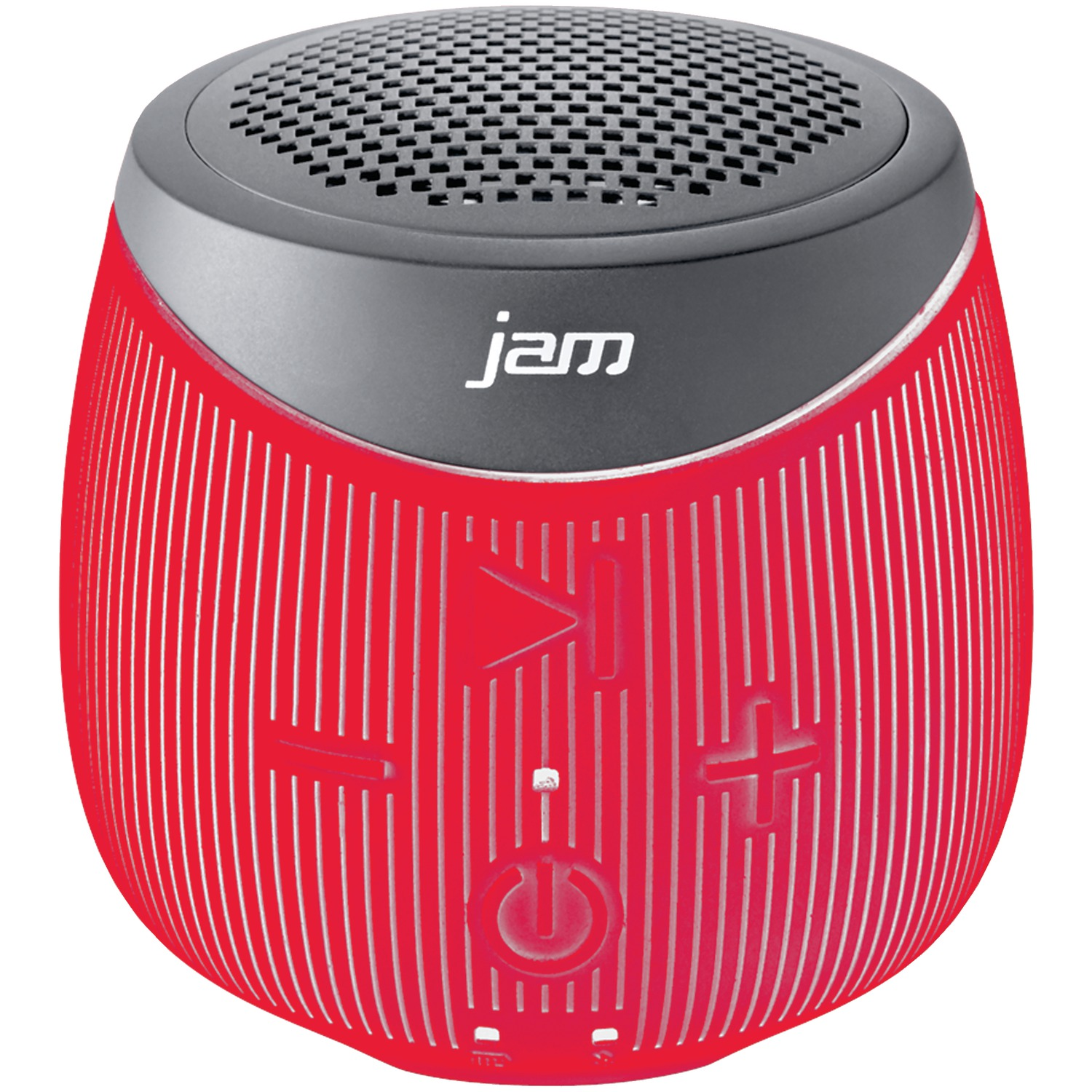 JAM HX-P370BK JAM DoubleDown Bluetooth Speaker (Black)