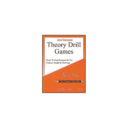 Willis Music Theory Drill Games Book 1 - Halloween Music Theory Games