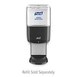 Purell® ES6 Wall-Mount Touchless Hand Sanitizer Dispenser, - Hand Sanitizer Wall Mount Dispenser
