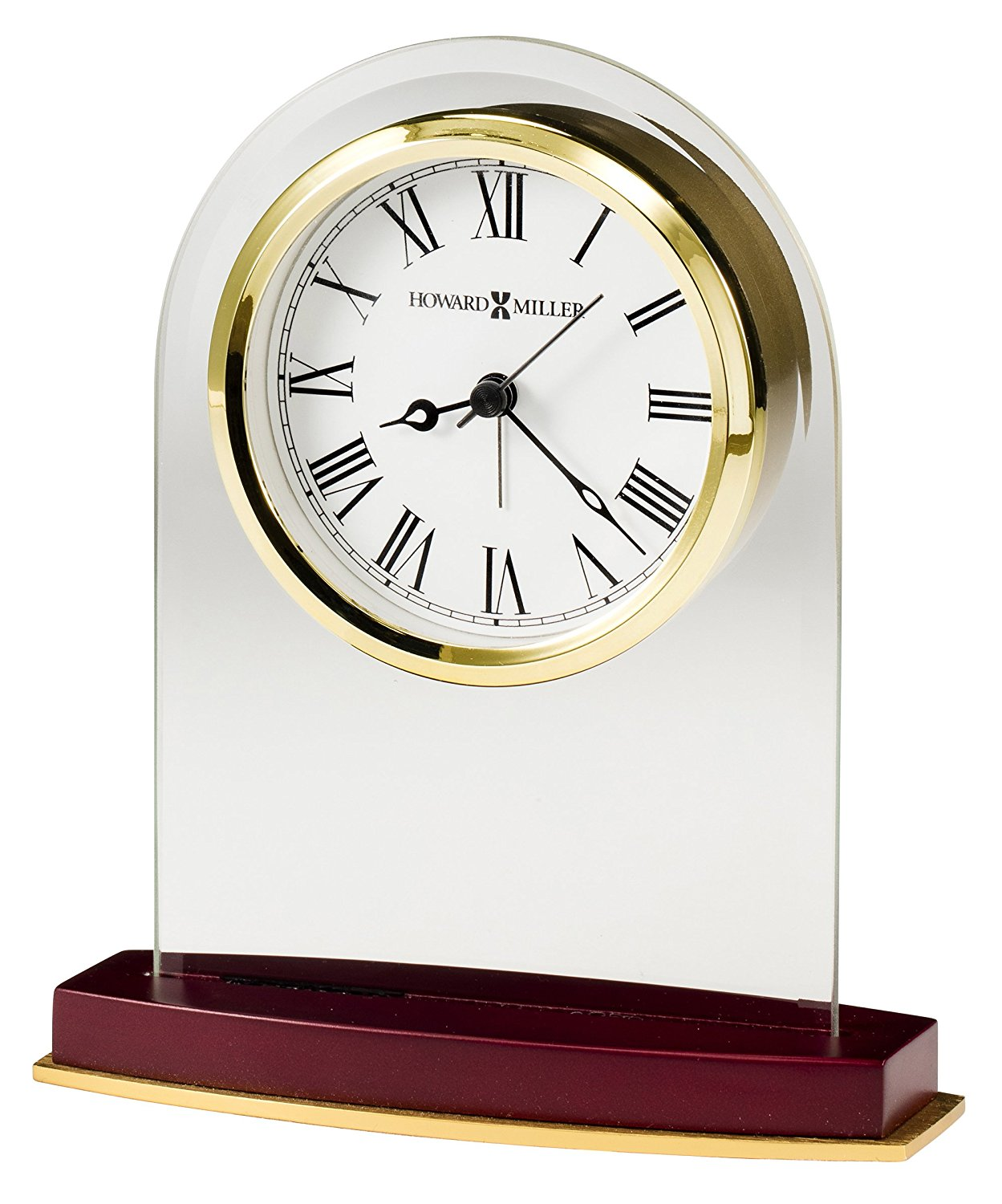 645786 Not Applicable 645-786 Anson, White dial is suspended within the glass and displays a Roman numeral dial with... by