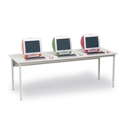 Bretford Manufacturing Inc Quattro Computer Table