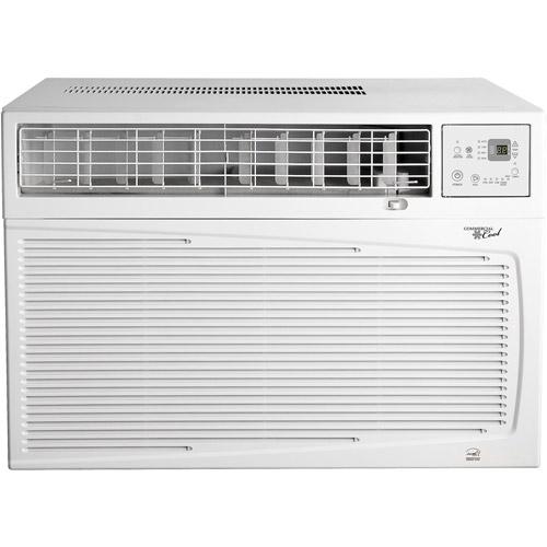 Haier CWH18A 18,000-BTU Room Window Air Conditioner with Supplemental 16,000-BTU Heater