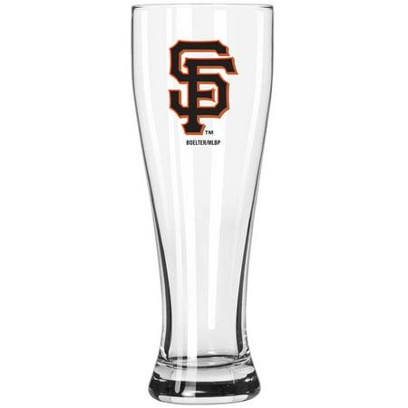 Boelter Brands MLB San Francisco Giants 23-Ounce Grand Pilsner with Full Color Team Logo