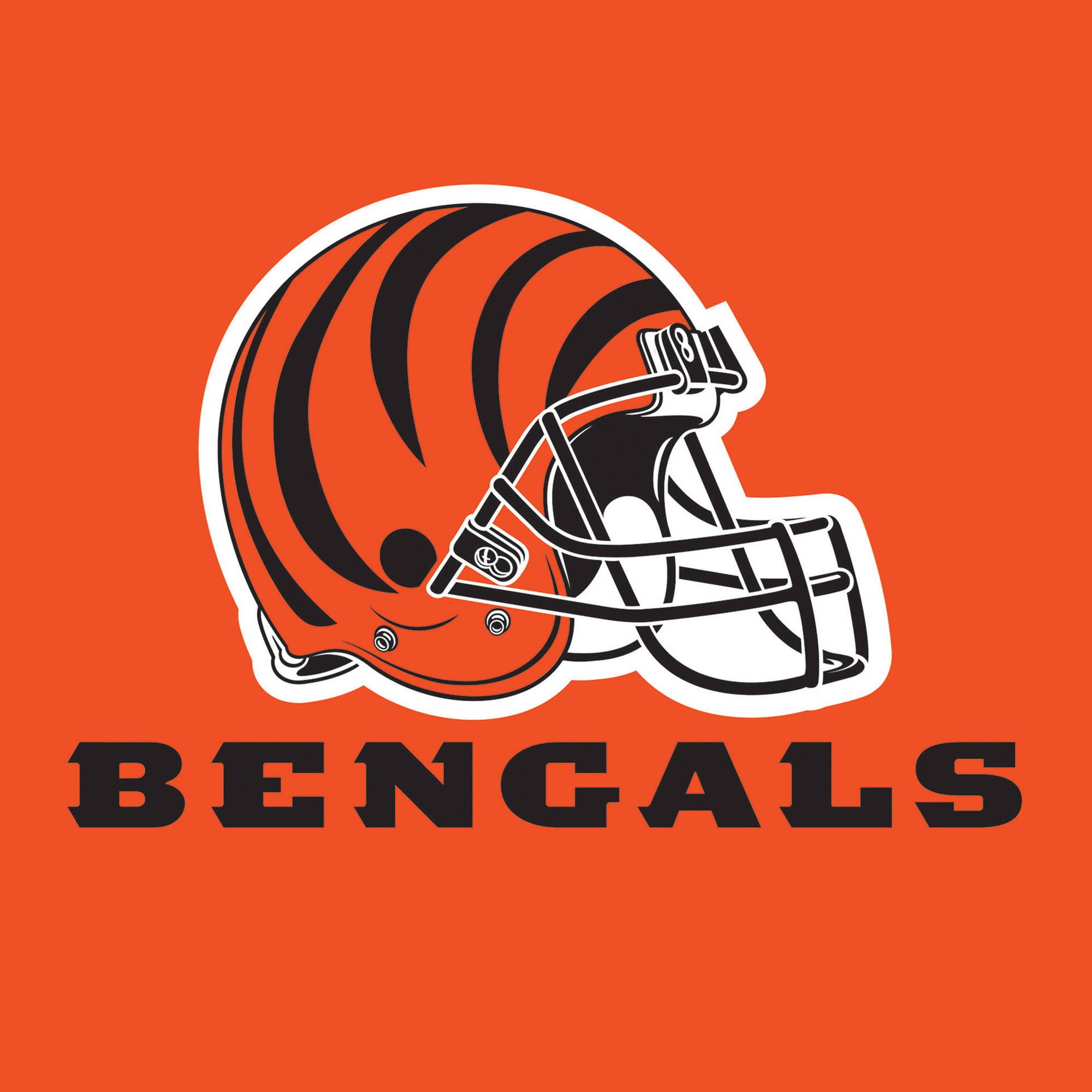 Cincinnati Bengals Napkins, 16-Pack
