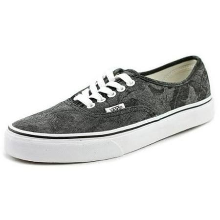 3395a49b308f01 Vans - Unisex Authentic (Chambray Leaves) Skate Shoe - Walmart.com
