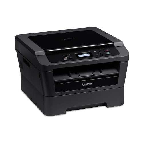 Brother HL-2280DW Wireless Mono Laser Copier & Printer - 2400 x 600 dpi, 27 ppm, Copier, Wireless, Duplex (2-sided print