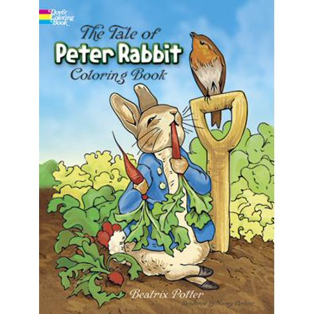 The Tale of Peter Rabbit : A Coloring