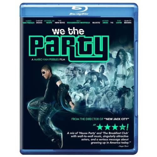 We The Party (Blu-ray) (Widescreen)