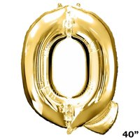 Product Image Efavormart Gold 40 Tall Alphabet Letters Number Foil Balloons Birthday Party Decorations Graduation New