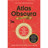 Atlas Obscura, 2nd Edition - Hardcover